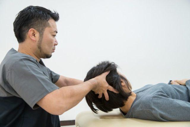 バランスフィットの筋膜整体5